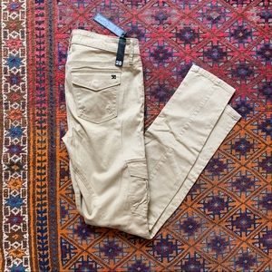 Joe's Jeans Skinny Ankle Khakis